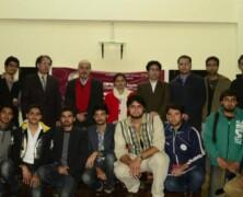 FJS presents talk by Noor-ul-Hassan
