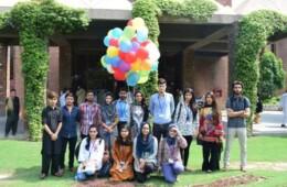 RC Celebrates Rose Day at SKMCH