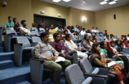 BPS holds a Lecture on Nanotechnology