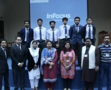 ISSC organizes a session on Career Opportunities in The Field of Law