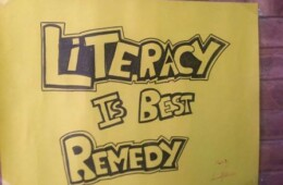 FES commemorates Literacy Day