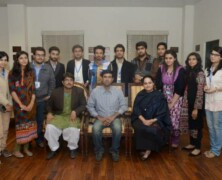 FPS holds interactive session with Irfan Ahson