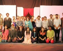 FDC presents play, 'Last Laugh'