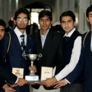 FDS wins Team Trophy at King Edward University's Intercollegiate Bilingual Declamations Competition