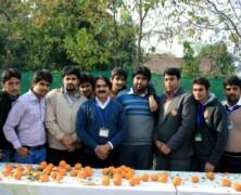 FSA organizes Orange Party