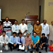 Islamic Society organizes lecture on Islamic versus Western Ideology