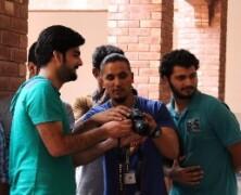 FJS organizes Photography/Videography Workshop