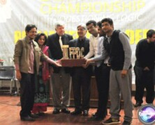 FDS holds Tetra Lingual Declamation Contest 2013