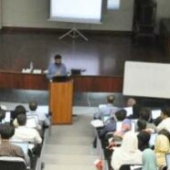 LES and FSS hold workshop on SPSS