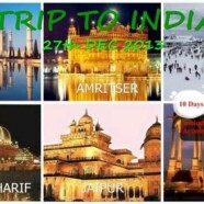 Register with FPS for trip to India