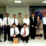 FCC students win team trophy at SUPARCO All Pakistan University Bilingual Declamation Contest
