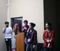 WES Organizes Fandom Trivia for Freshmen