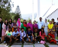 Earth Watchers visit Islamabad
