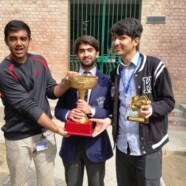 FDS wins trophy for Parliamentary speeches at International Debate Championship