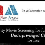 Movie screening for charity by RC