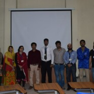 BPS holds a talk on 'Bulk Industrial and Bio-Materials'