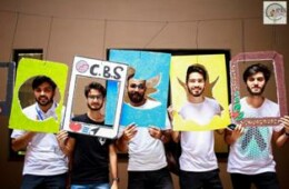 CBS sets up Photo Booths for Freshmen
