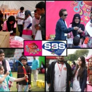SBS volunteers at Festival of Life