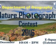DGS to hold an exhibition on Nature Photography Contest 2016