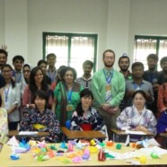 Philosophy Society arranges workshop on origami