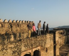 EES visits Ramkot Fort
