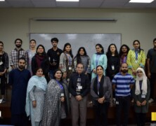EES holds Orientation Session for Students