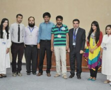 FPSS holds lecture on Experiences of Ugrad Scholars