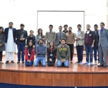 FJS holds a Seminar on News Anchoring