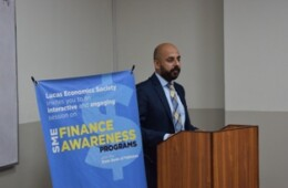 LES and SBP conducts an informative session on SME Finance Awareness