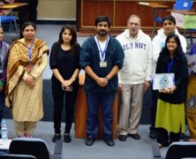 FES holds parliamentary debating competition