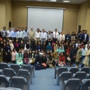Forman Pharmaceutical Society hosts Pharmacy Day