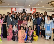 FJS organizes Farewell Party