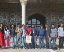 RC hosts Rotaracters from UET Peshawar