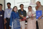 Bazm-e-Fikr-o-Nazar Society holds lecture with columnist Bushra Rehman