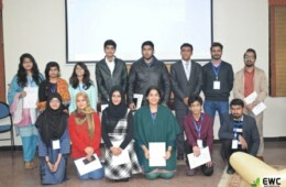 Earth Watch Club Organizes the Green Idea