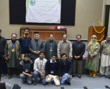 Islamic Society holds Seerah and Melaad Seminar