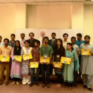 Photojournalism exhibition held by Mass Comm Dept & FJS