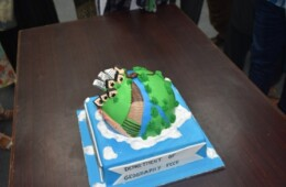 DGS and Department of Geography holds Geo-Mapping Competition and Celebrates GIS Day