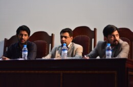 FJS in collaboration with Lahore Rung organizes Talent Hunt