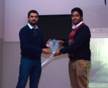 Sheraz Aslam wins 1st prize at Intra FCC Photography Competition