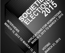 Societies Election Policy 2015