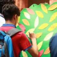 EWC takes Pledges to Save Environment from Freshmen