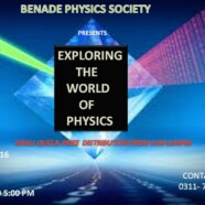 BPS to organize Exploring the world of Physics
