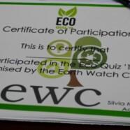 EWC holds Eco-Quiz' 15