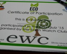 EWC holds Eco-Quiz' 15