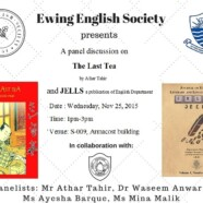EES to hold a panel discussion on 'The Last Tea'