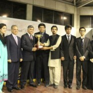 MUN team wins Global Village and Diplomacy Awards at Aitchison College MUN 2012