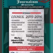 FJS calls for council members