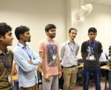 FJS organizes workshop on Creative and Critical thinking for freshmen