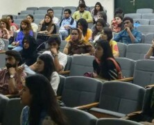 APS Conducts Orientation for Psychology Students